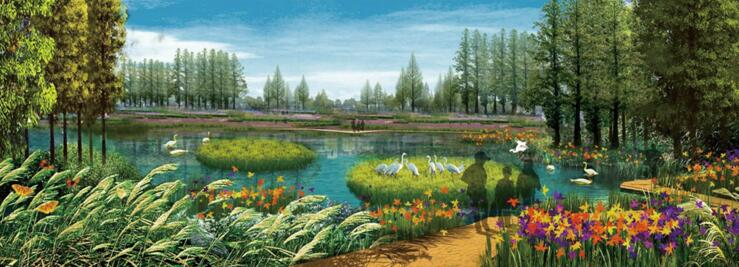 永定河综合治理与生态修复